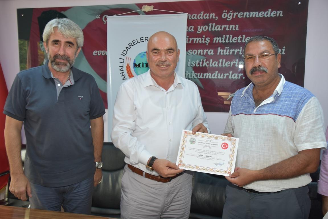Karaisalı Belediyesi Personel Sertifika (2)