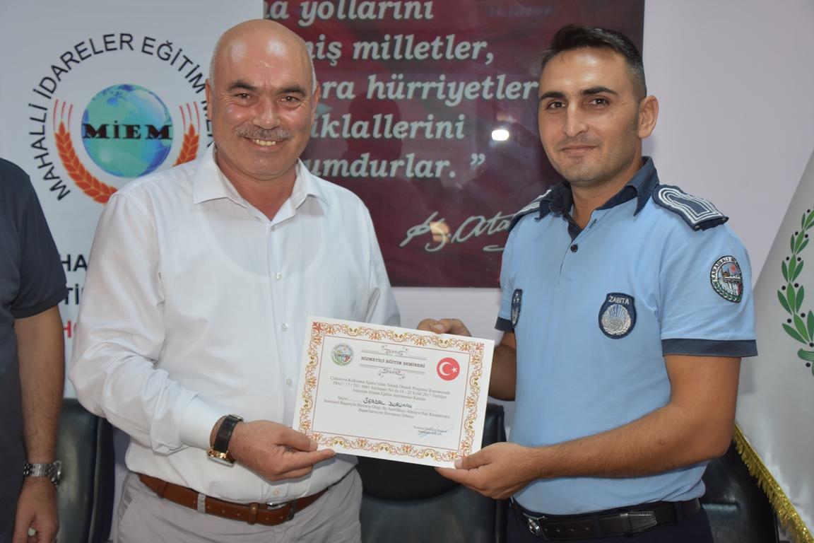Karaisalı Belediyesi Personel Sertifika (7)